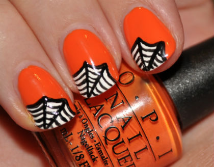 OPI_halloween_spider_web_nail_art_2009