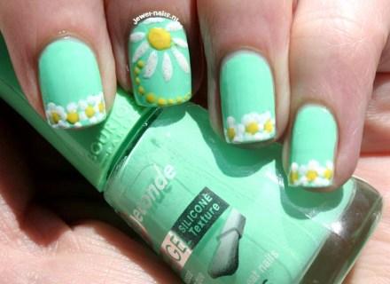 flower-nailart