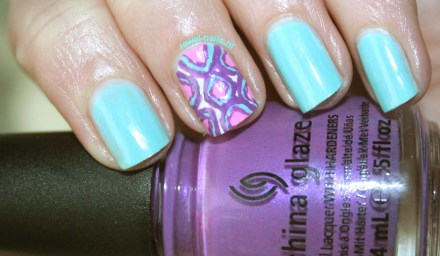 China Glaze Ikat