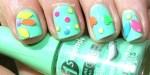 Neon nailart